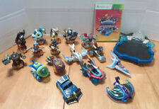 Skylanders SuperCharger Lot XBOX Game with Portal 8 Figures 8 Vehicles