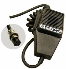 SHARMAN MP-520P2 MIC 4 PIN COFFIN MIC PLUG UNIDEN WIRED MIC NEW QUALITY INSERT
