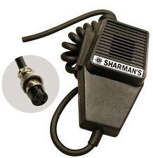 SHARMAN MP-520P2 MIC 4 PIN COFFIN MIC PLUG UNIDEN WIRED MIC NEW QUALITY INSERT
