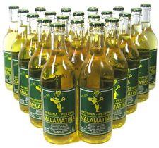 20 Flaschen Malamatina Retsina weiss trocken 0,5l 11% vol.
