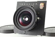 【EXC+5】 Schneider Super-Angulon 47mm f/5.6 XL-120° MC Copal #0 from Japan #1730