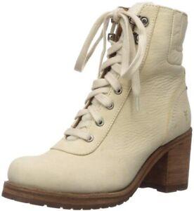 Frye Women's Karen Hiker Snow Boot, Off White, Size 7.5 7dP2