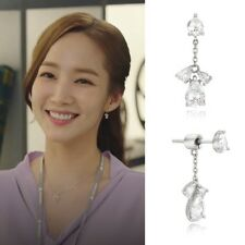 STONE HENGE N0045 Whats wrong with secretary kim EARRINGS Korea Drama on Arafeel