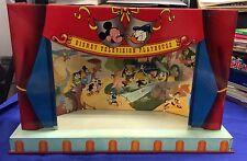 "1953 Marx Toys ""Disney Television"" playset stage accessory Walt Disney WDP #4350"