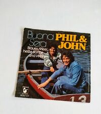 "Phil & John - vinyl - single 7 ""- HANSA Records -S16 057"