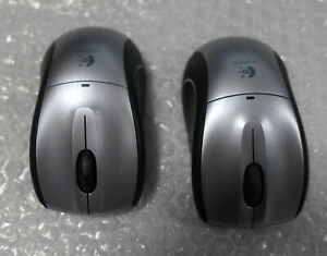 Logitech mouse M505 wireless unifying compatible + USB Unifying receiver
