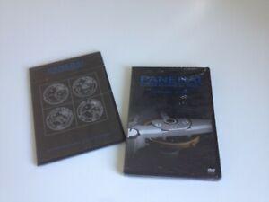 Panerai, 1 Lot of 2 DVD's, new under blister