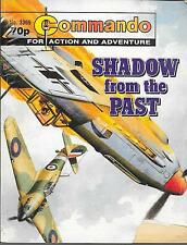 SHADOW FROM THE PAST Commando War Stories in Pictures No.3569 Paperback