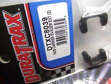 DURATRAX DTXC8039 HUB CARRIER  EVADER EXT 2PCS