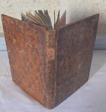 """livre 18ème """"les jardins - poème"""" par l'Abbé Delille 1782 poésie"""