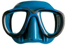 Mares Tana Silicone Scuba Diving and Snorkeling Mask Blue Water