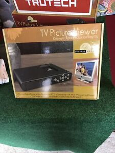 Digital Decor TV Picture Viewer for any Standard or HD TV