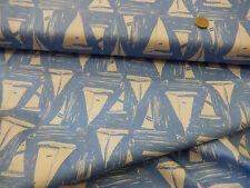 Art Gallery Fabrics Coastline sailcloth quietude Yachts  dressmaking/quilting