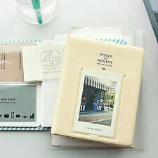 64 Pockets Polaroid Photo Storage Album Case Holder for FujiFilm Instax Film S5