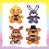 Five Nights at Freddy's FNAF Horror Game Kid Plushie Best Toy Plush Dolls Gift