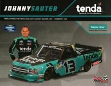 2020 Johnny Sauter #13 Tenda Heal Postcard