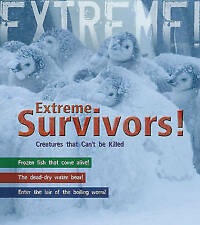 Survivors: Living in the World's Most Extreme Places,Ross Piper,New Book mon0000