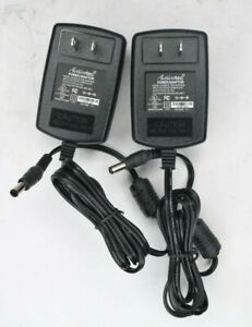 2x Actiontec ADS6818-1505-WDB 0530 Power Supply Cord Cable Adapter 5V 3A MI424WR