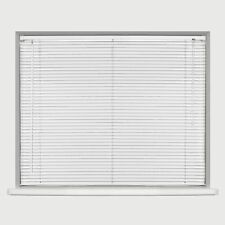 Pvc Venetian Window Blind Easy Fit All Sizes Wooden Effect Home Office Blinds