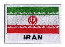Ecusson patche patch pays nation Iran Iranien 70x45mm  à coudre