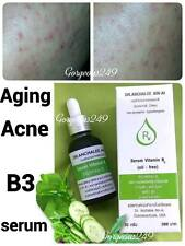 Vitamin B3 Serum cream niacinamide anti aging acne skin blemish tightens pores
