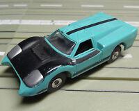 Per H0 Slotcar Racing Modellismo Ferroviario Ford J Su Motore