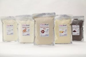 Classikool Cake Mix Baking Selection: Easy to Use, Pro Quality, Delicious Treats