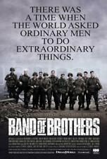 """Band Of Brothers - 11""""x17"""" Tv Poster Print - Glossy Borderless - New Usa Seller"""