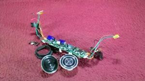 HO BROADWAY LIMITED 627 GG1 ELECTRIC LOCOMOTIVE - DCC SOUND & SPEAKER ASSY