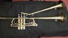 BerkeleyWind Jazz Bent Trumpet in C ( w/2nd Herald Bell)Surprise!!FREE Gift