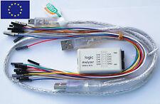USB Logic Analyzer 8ch. 24MHz. Limited edition!