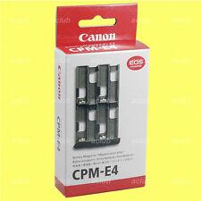 Genuine Canon CPM-E4 AA Battery Magazine Holder for CP-E4 MR-14EX MT-24EX 600EX