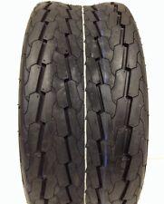 (TWO) 20.5x8-10 20.5x8.0-10 PONTOON BOAT 10 PR Load E Heavy Duty Trailer Tire