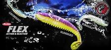 """2 x Berkley Flex SLIM Shad Fishing Lure - 5"""" / 12.5cm"""