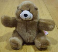 "Russ CHARMIN BILL THE BEAR 4"" Plush Stuffed Animal"