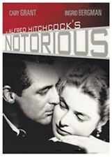 Alfred Hitchcock's Notorious (DVD, 2012)