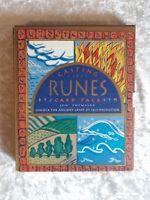 Casting the Runes card pack, Esoterik, Jon Tremaine, Magie, Orakel
