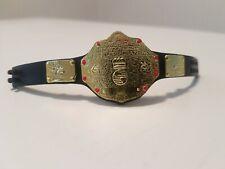 WWF WWE WCW World Championship Belt Wrestling Accessories