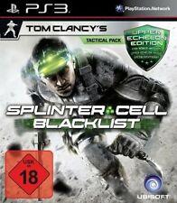 PS3 - Splinter Cell: Blacklist - Upper Echelon Edition DEUTSCH mit OVP