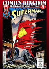 Dollar Comics: Superman #75 NM DC Comics