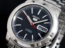Seiko 5 Men's SNKE53K1 Stainless Steel Automatic 21 Jewels Day Date Watch