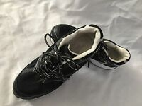 Black White Size 11 Danskin Tennis Shoes