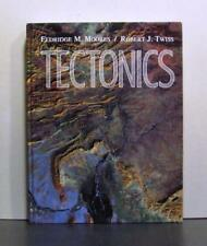 Tectonics,  Structure and Behavior of the Earth's Crust
