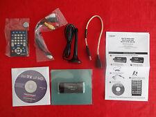 HAUPPAUGE WinTV-HVR 930C - Hybrid TV-Tuner Stick für DVB-C, DVB-T und Analog-TV
