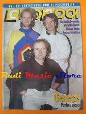 rivista CIAO 2001 46/1991 POSTER Metallica Genesis Violent Femmes Nomadi * No cd