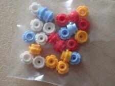 LEGO 24 x flower heads lego minifigure plants.
