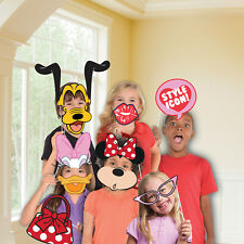 Minnie Mouse Party Photo Booth Kits
