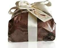 Panettone Artigianale Basso al Cioccolato a lenta lievitazione naturale 1KG