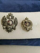 Imperial Russia Russian 2 Badge medal order