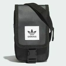 Adidas Originals Small Items Crossbody Festival Bag Coachella Black White DU6795